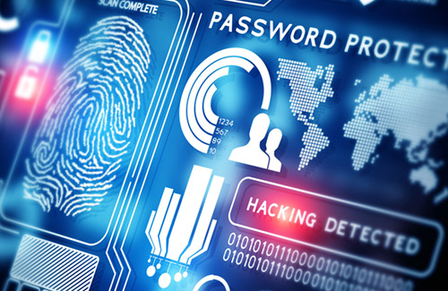 penetration testing, finger print and password
